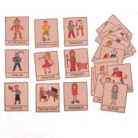 Profession - English cards