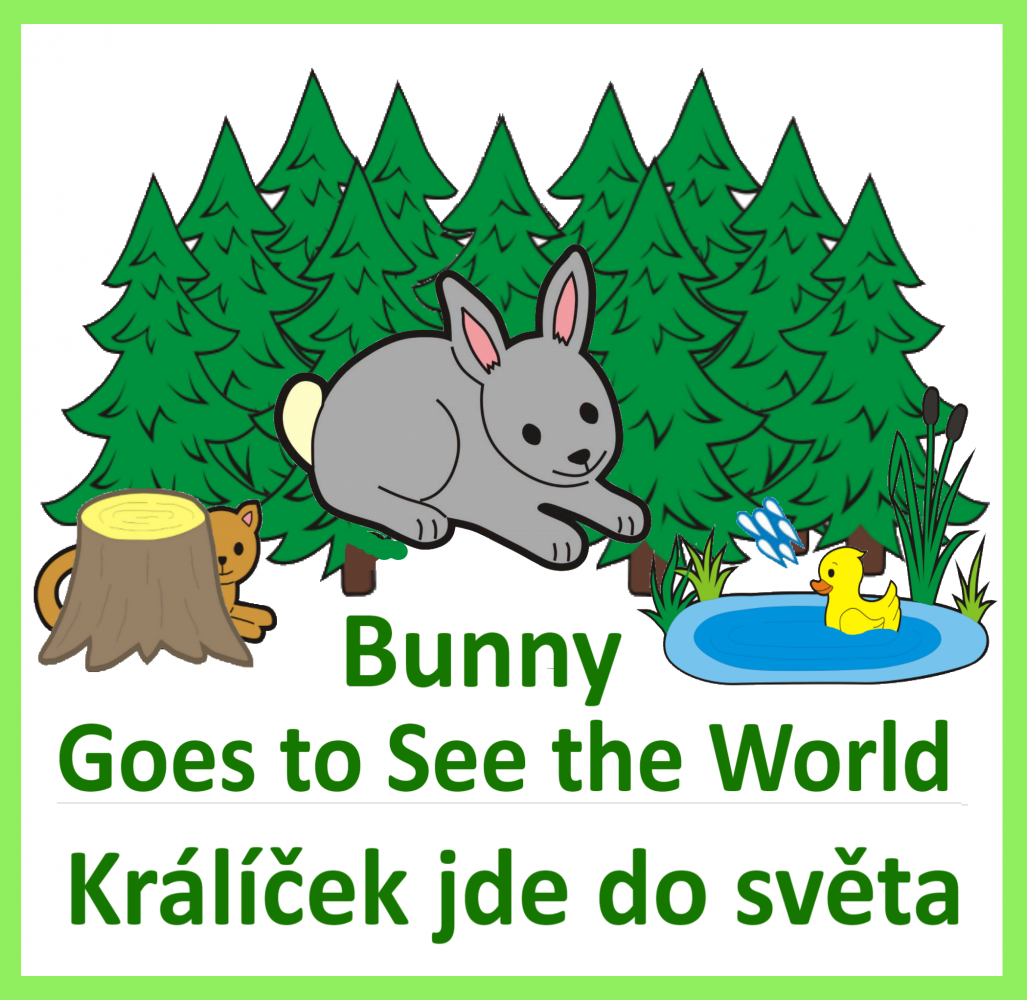 CD-Bunny Goes to See the World (2 jazyky)